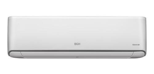 aire acondicionado split frío/calor bgh silent air 6200w bsh65wcp