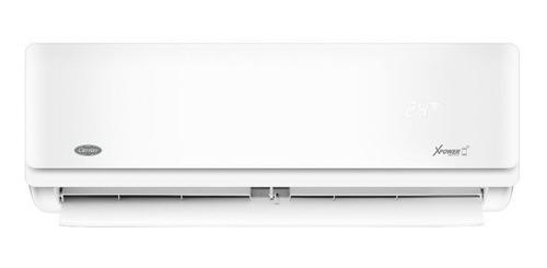 aire acondicionado split inverter frio/calor carrier 53hva1201e 2900f 3400w