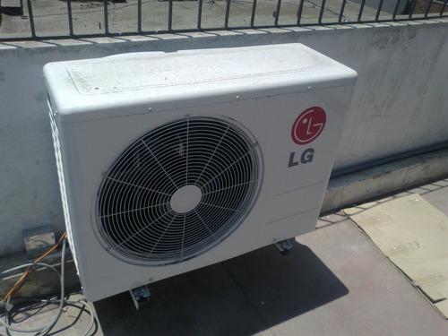 aire acondicionado split lg inverter s/2000 rematamos!!