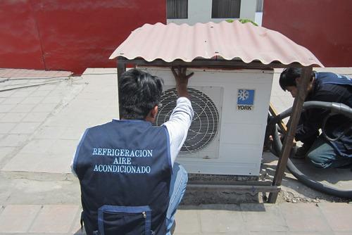 aire acondicionado split lg,york, instalaciones,reparaciones