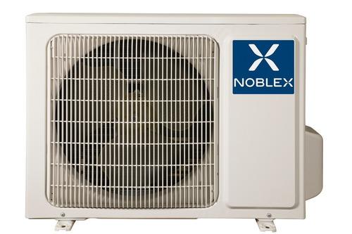 aire acondicionado split noblex 2500w nbx25h18n frío/calor