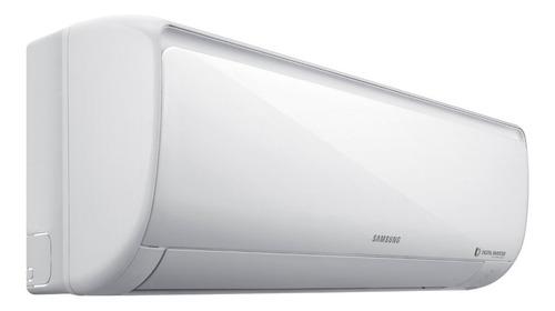aire acondicionado split samsung inverter 2500w frio/calor