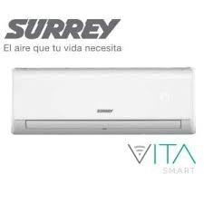 aire acondicionado split surrey vita smart 3000 f frío/calor