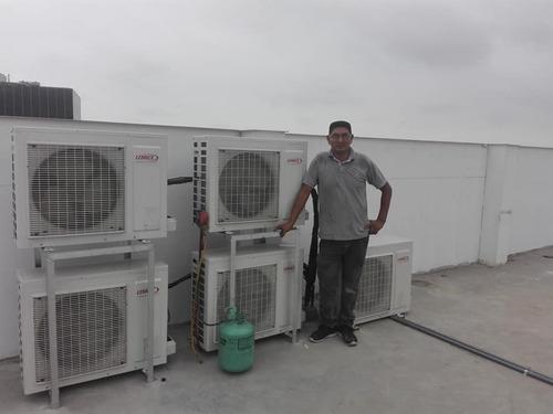 aire acondicionado split venta instalación y servicios