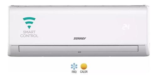 aire acondicionado surrey smart vita 553vfq1201f 2900fr f/c