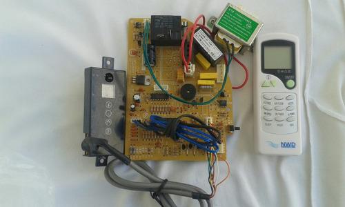 aire acondicionado tarjeta electrónica