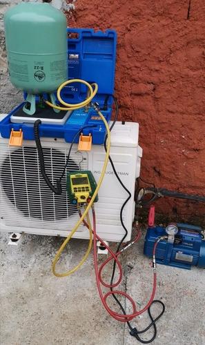 aire acondicionado, tecnico