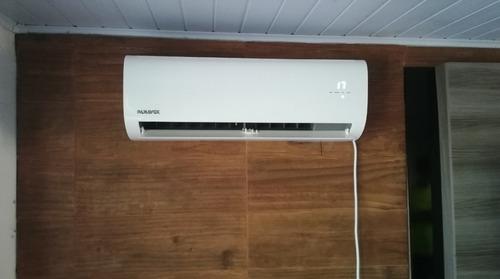 aire acondicionado, técnico