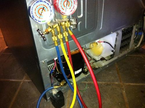 aire acondicionado tecnico instalación