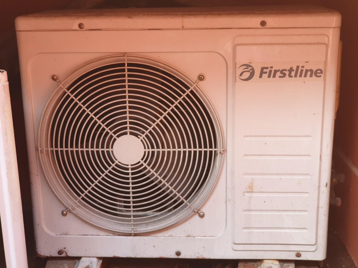 Porque no arranca la unidad exterior del aire acondicionado