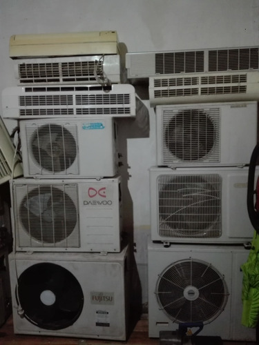 aire acondicionado usado todas las capacidades