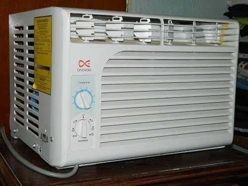 aire acondicionado ventana 5 mil 5000 btu 110 v daewoo