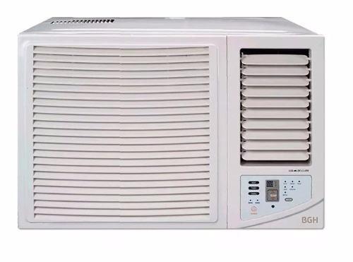 aire acondicionado ventana compacto bgh 2500 frio clase a