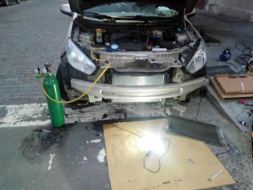 aire acondicionado y calefacción automotor