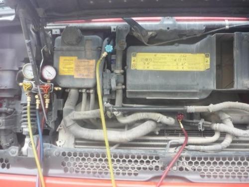 aire acondicionado y calefaccion del automotor