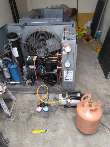 aire acondicionado y refrigeración: inst.,mant. y reparación