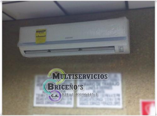 aire acondicionado,instalacion,mantenimient reparacion racda