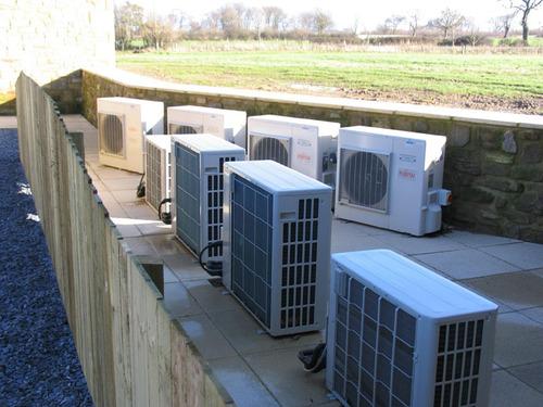 aire acondiconado : instalación y mantenimiento