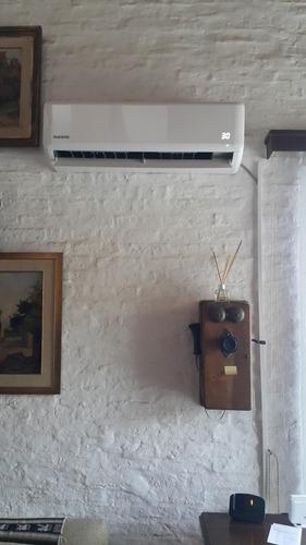 aire acondiconado instalaciones reparaciones