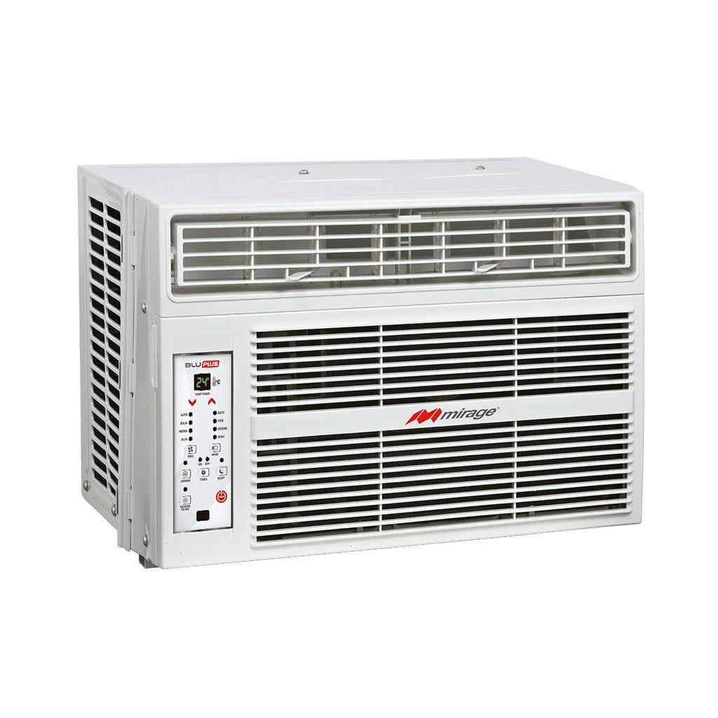 Aire clima de ventana 1 2 tonelada 110v solo fr o for Aire acondicionado kosner opiniones