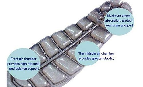 aire cojin sandalia interior zapatillas unisex antideslizant