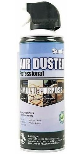 aire comprimido 400ml removedor de partículas en seco