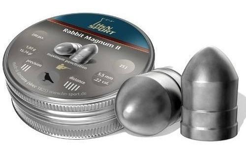 aire comprimido balines h&n sports rabbit magnum ii 5.5 x200