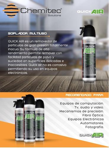 aire comprimido removedor aerosol chemitec 200gr pc