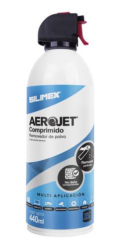 aire comprimido removedor de polvo silimex de 440 ml.