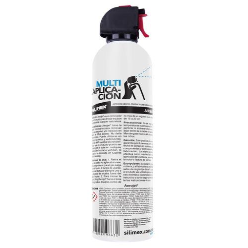 aire comprimido silimex removedor de polvo aerojet 660ml
