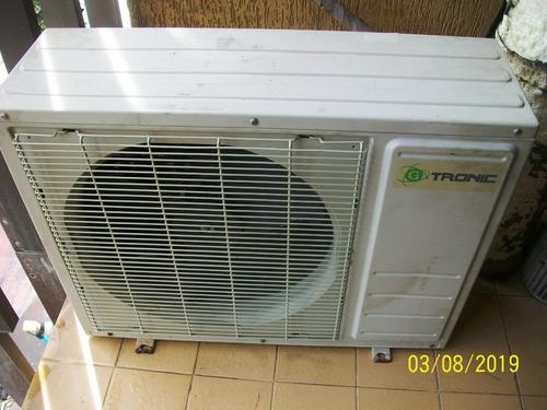 aire condicionado de 12mil btu tipo espejo