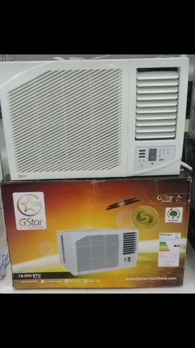aire de ventana de 18.000 btu nuevo en su caja marca g star
