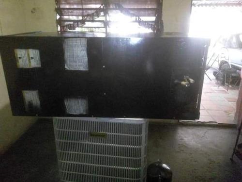 aire industrial  fon coil o gabinete