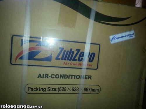 aire integral 5 toneladas compacto 60000btu zub zero ductos