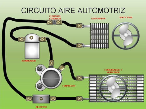 aire mecanica servicio