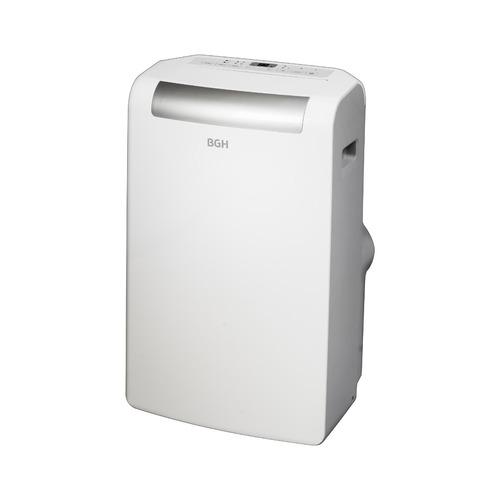 aire portátil f/c 3000fg + ventilador 20  bgh de regalo!