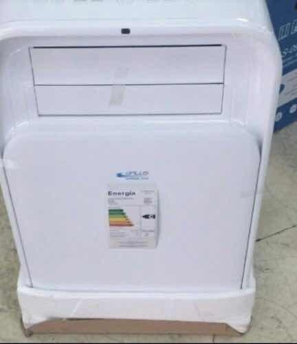 aire portátil g plus 14000btu 110v termostato nuevo garantia