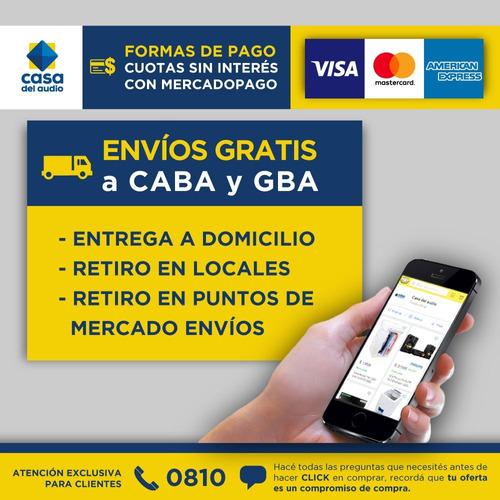 aire portátil wins 3500w f/c envío gratis caba y gba