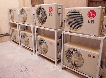 aire reparación servicio