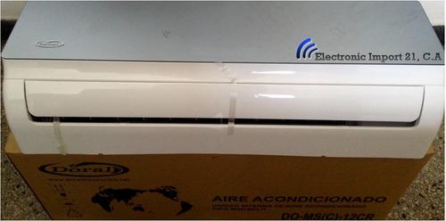 aire split 12000 consola tipo espejo - nuevo - tienda