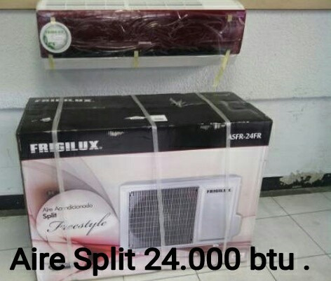 aire split 24.000 btu