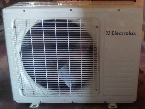 aire split electrolux 12000 btu nuevo sin caja por *220v**