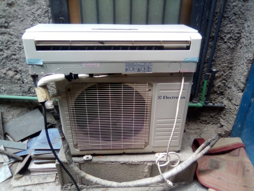 aire  split electrolux de 12000 btu de 115v 150 trump