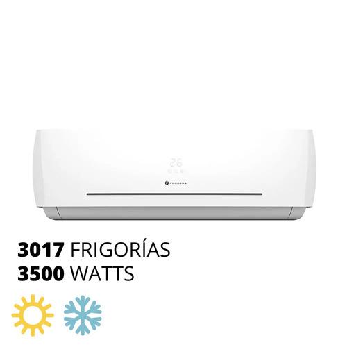 aire split frio - calor 3017f / 3500w fedders as35hwdcw bla