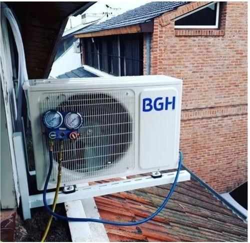 aire split instalacion service matriculado carga de gas