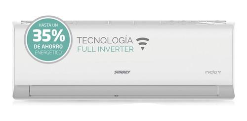 aire surrey split inverter smart 2250 f frio/calor  wifi