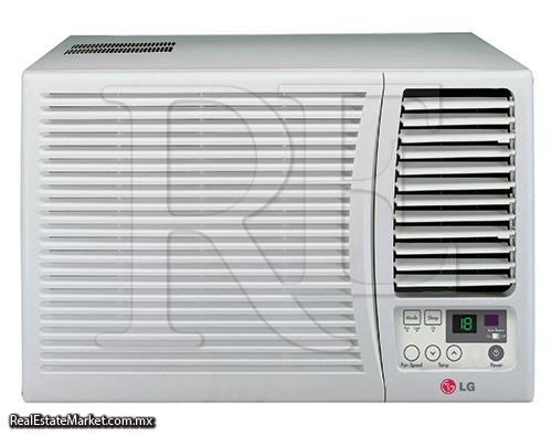 aire ventana lg 8000 btu alta eficiencia