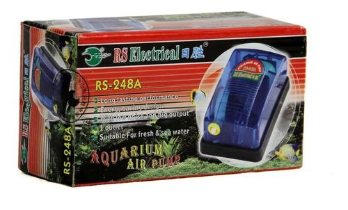 aireador electrical rs248a 1 salida 2 velocidades 3w peceras
