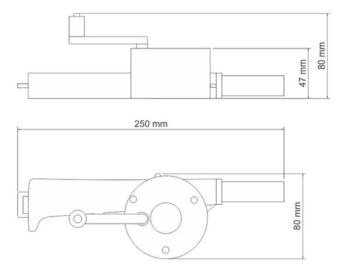 aireador soplador parrillero manual ideal asado regalos