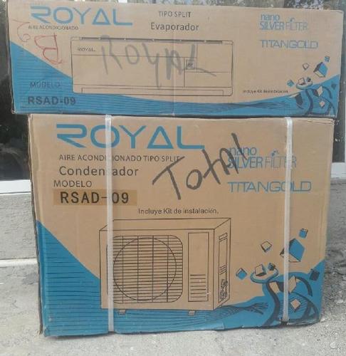 aires  acondicionado inverter,18000btu nuevos en su caja